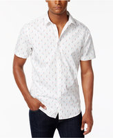INC International Concepts Men's Firecracker Popsicle Print Shirt, Created for Macy's