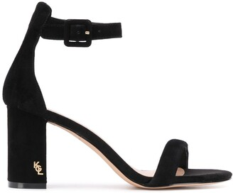 Kurt Geiger Langley heeled sandals