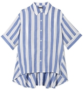 Vince Camuto Striped Swing Shirt