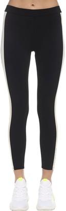 Moncler Logo Jersey Leggings