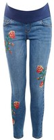 Topshop MATERNITY X Stitch Jamie Jeans