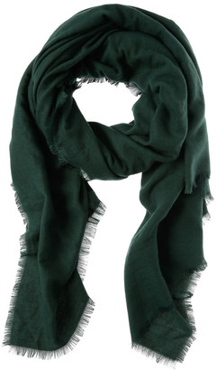Piper Soft Knit Winter Scarf with Fringe Hem