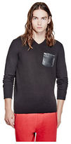 G by Guess GByGUESS Men's Roberto Long-Sleeve Tee