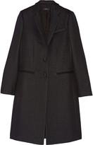 Joseph Textured wool-blend coat