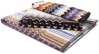 Missoni Home Giacomo towels (set of 5)
