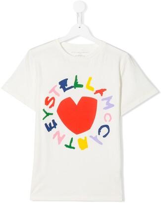Stella McCartney TEEN graphic T-shirt