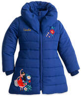 Disney Elena of Avalor Puffer Jacket for Girls - Personalizable