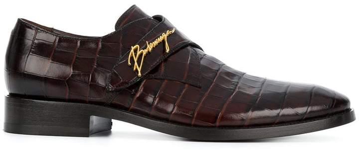 Balenciaga Monkstrap evening shoes