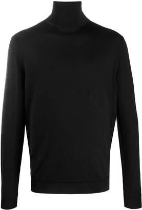 Ermenegildo Zegna turtleneck relaxed-fit jumper