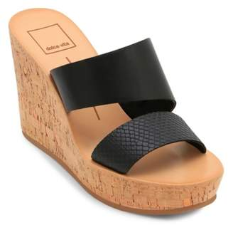 Dolce Vita Pima Wedge Sandal