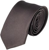SOLOKA Handmade Classic Men's Necktie Wedding Party Solid Color Silk Tie Plain New