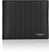 Givenchy Men's Embossed Leather Billfold