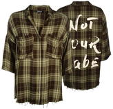 Firetrap Blackseal Check Shirt
