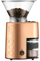Bodum Large Bistro Stainless Steel Coffee Grinder