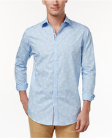 Club Room Men's Sailboat-Print Shirt, Only at Macy's
