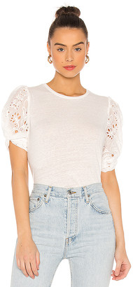 Generation Love Coco Embroidery Combo Top