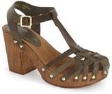 Topshop Women's 'Venice' Platform Sandal