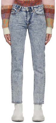 Eytys Blue Cypress Jeans