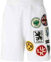 DSQUARED2 track shorts - men - Cotton - M