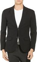 Polo Ralph Lauren Knit Cotton Blend Regular Fit Blazer