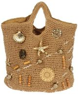 Thumbnail for your product : Flavia PADOVAN Large fabric bag