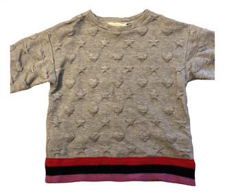 Gucci Grey Polyester Knitwear