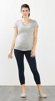 Esprit 7/8 leggings w under-bump waistband