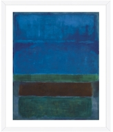 McGaw Graphics Untitled, 1952 by Mark Rothko (Framed)