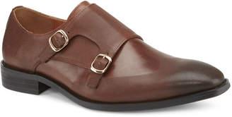 Vintage Foundry Men's Colton Leather Double-Monk Dress Shoes