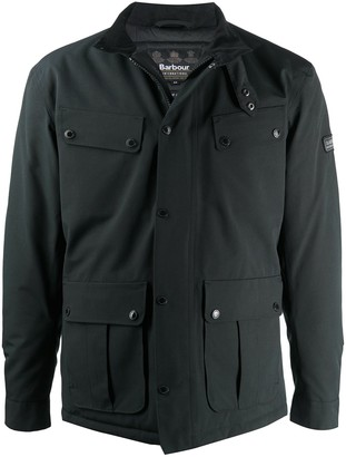 Barbour International Duke waterproof jacket