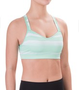 Moving Comfort Brooks UpRise Crossback Sports Bra - Medium Impact (For Women)