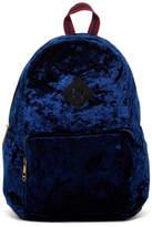 Madden-Girl Shimmer Velvet Backpack
