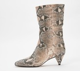 Vince Camuto Leather or Suede Mid Boots - Rastel