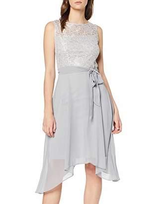Dorothy Perkins Women's Garden Party-Lurex LACE MIDI Dress,(Size:)