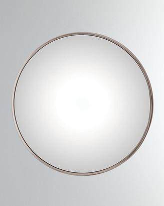 Global Views Large Hoop Convex Mirror