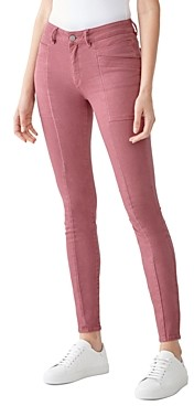DL1961 Florence Ankle Skinny Jeans in Canyon Rose