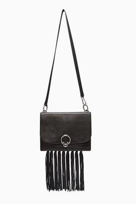 Rebecca Minkoff Isabel Large Shoulder Bag With Fringe