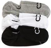 Calvin Klein Men's No-Show Socks