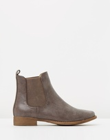 Spurr Callie Gusset Ankle Boots