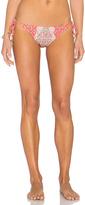 Nanette Lepore Bindi Vamp Bikini Bottom