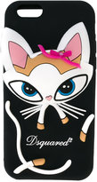 DSQUARED2 cat iPhone 7 case