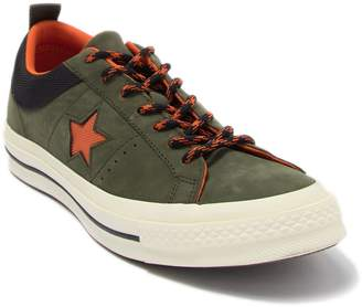 Converse One Star OX Utility Green