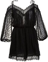 Zimmermann realm scallop playsuit