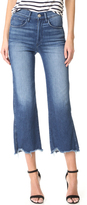 3x1 Shelter Wide Leg Cropped Jeans