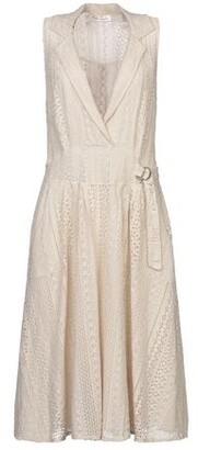 PAOLO CASALINI 3/4 length dress