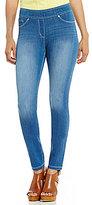 Peter Nygard Nygard Slims Petite Luxe Denim Skinny Jeans