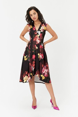 Coast Scuba Full Midi Dress