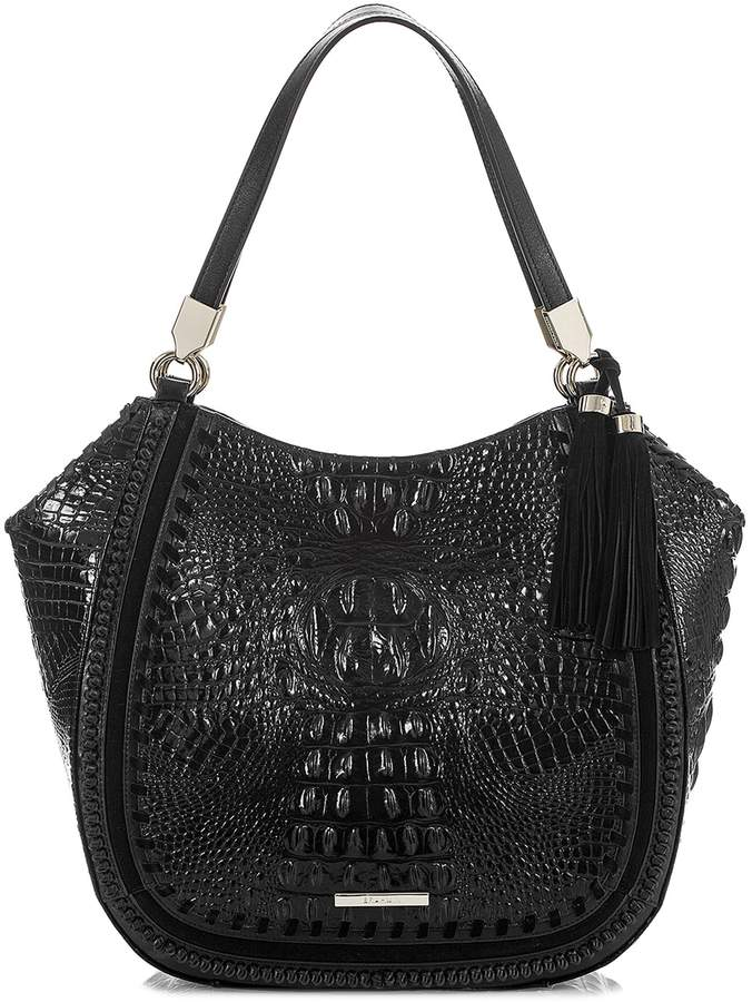 Brahmin Marianna Leather Tote