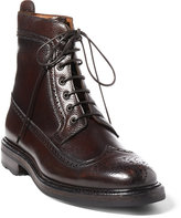 Ralph Lauren Moatlands Leather Boot
