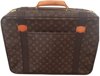 Louis Vuitton Satellite Other Cloth Bags